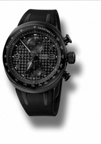 Oris TT3 Black Chrono