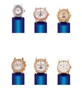 Patek Ref. 1415 HU - Most expensive wrist watch (USD 4 million)