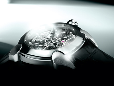 Rodolphe Tourbillon Watch by MRC