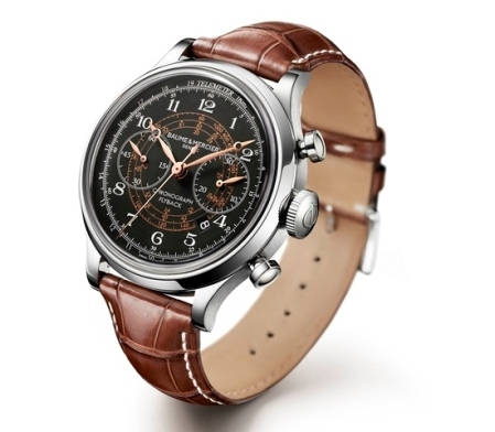 2012 Baume & Mercier Capeland Flyback Chronograph 42mm