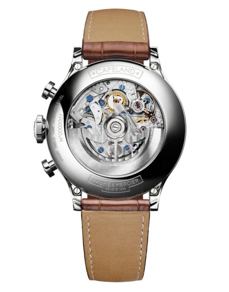 Baume & Mercier Capeland Flyback Chronograph Automatic