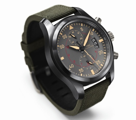 IWC Pilot Watch Chronograph Top Gun 2012