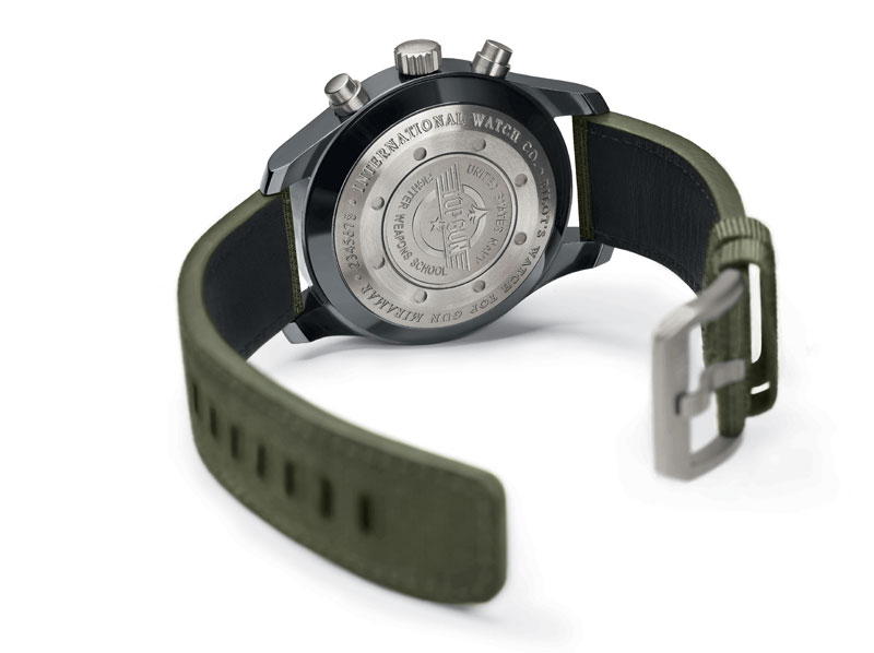 SIHH 2012 Preview: IWC New Pilot Watch Collection (2/3)